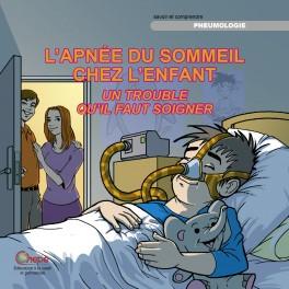 L'apnée du sommeil chez l'enfant, un trouble qu'il faut soigner